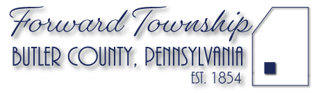 Forward Township Butler County PA